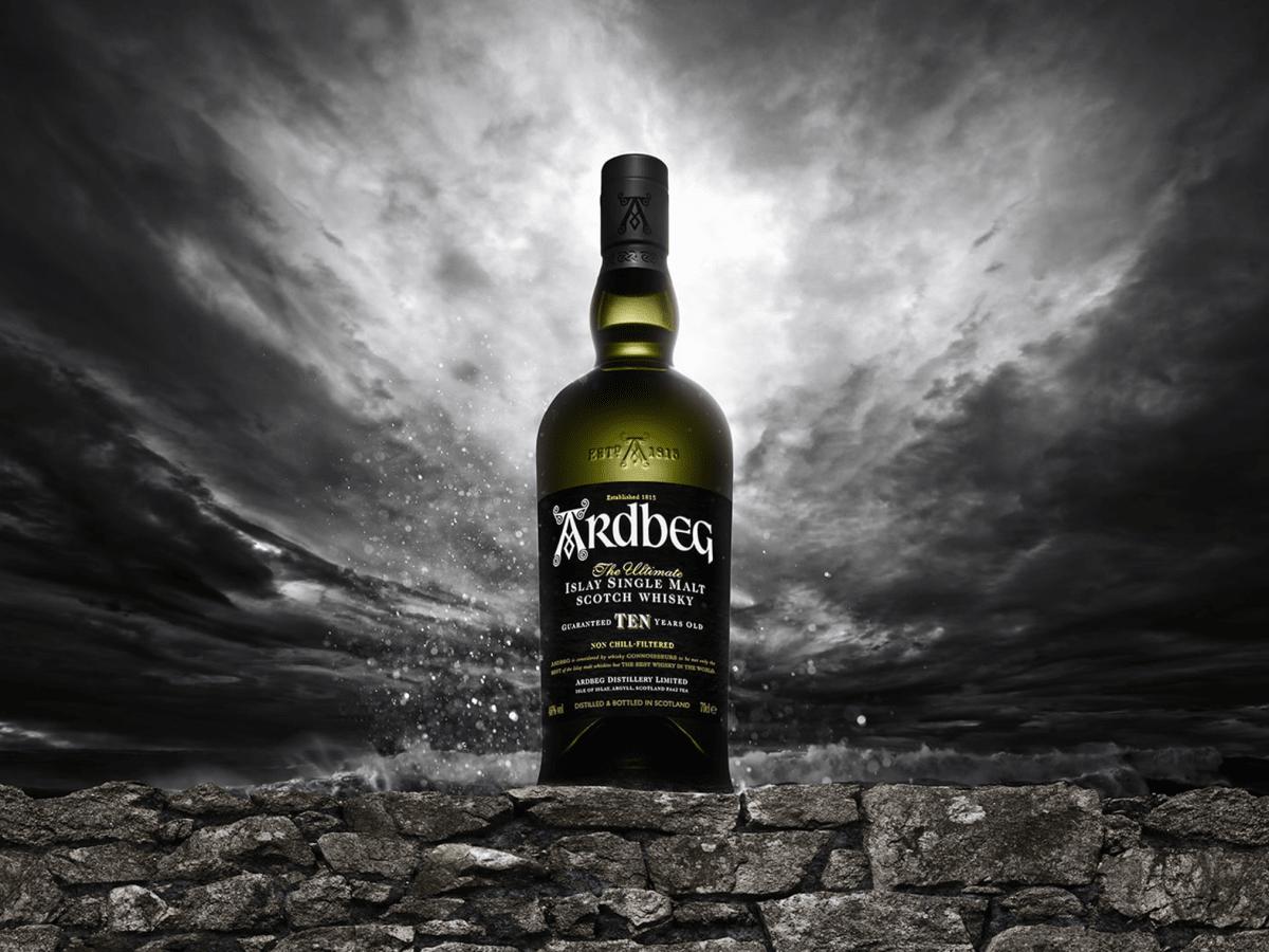 Ardbeg scotch