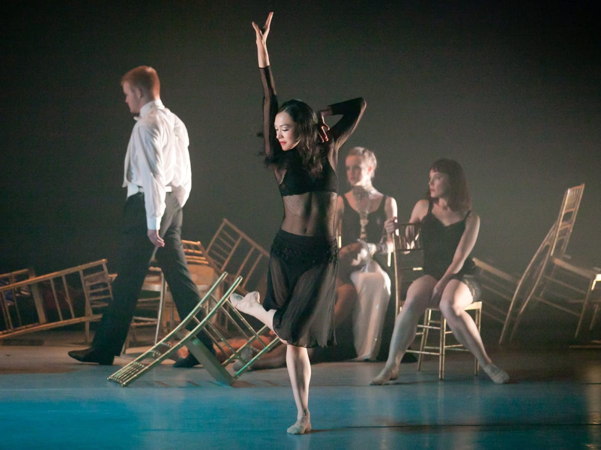 Bruce Wood Dance presents All Bruce