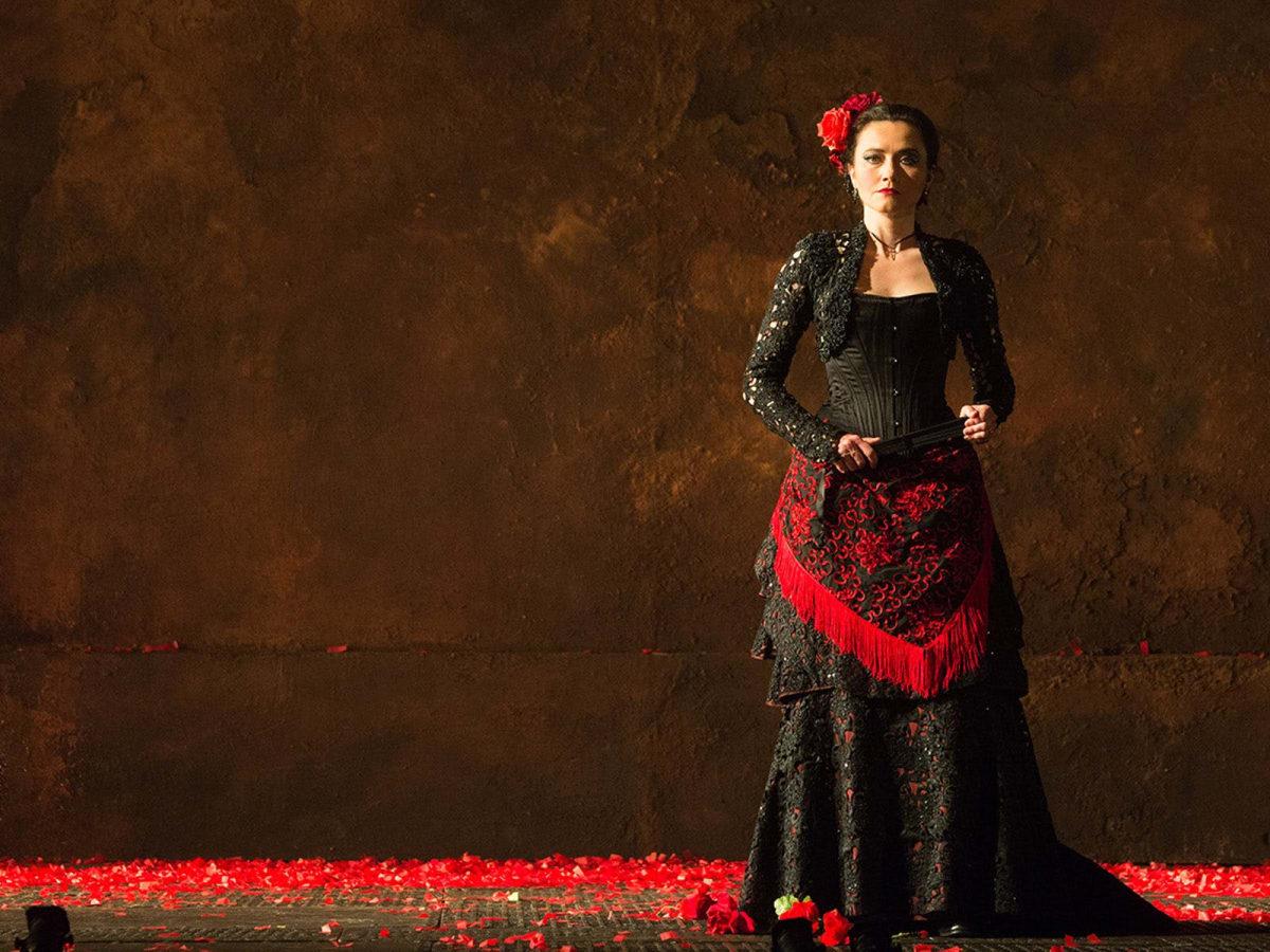 Dallas Opera presents Carmen