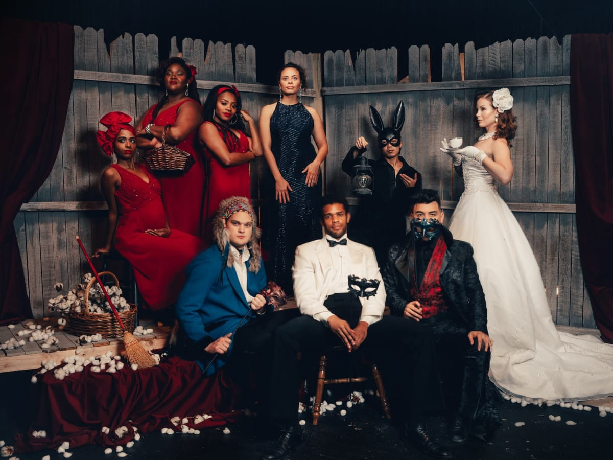 An Octoroon at Stage West