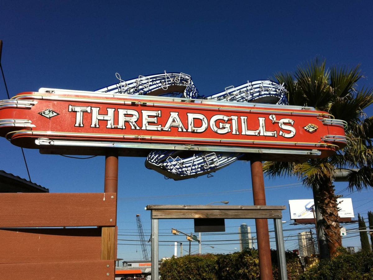 Threadgill's Riverside