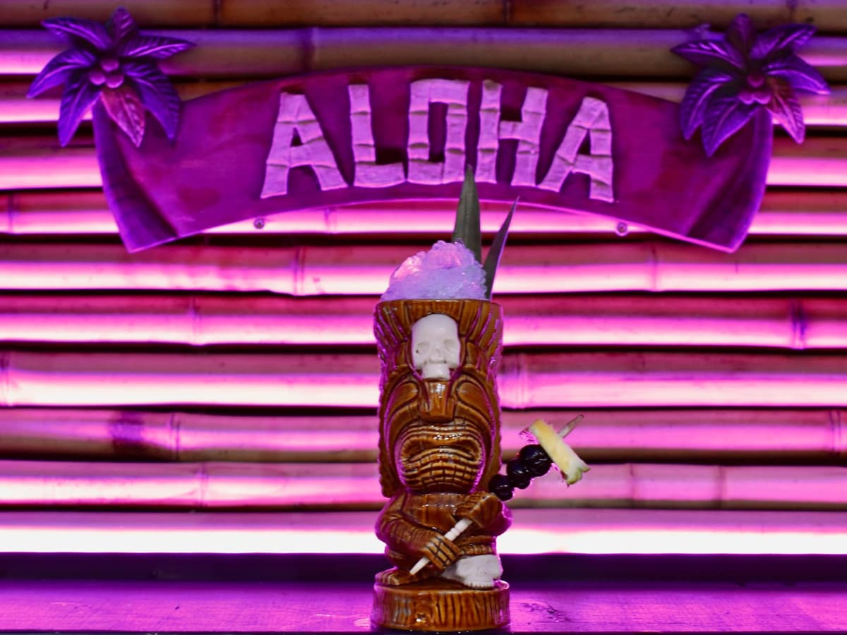 Kanaloa Tiki cocktail