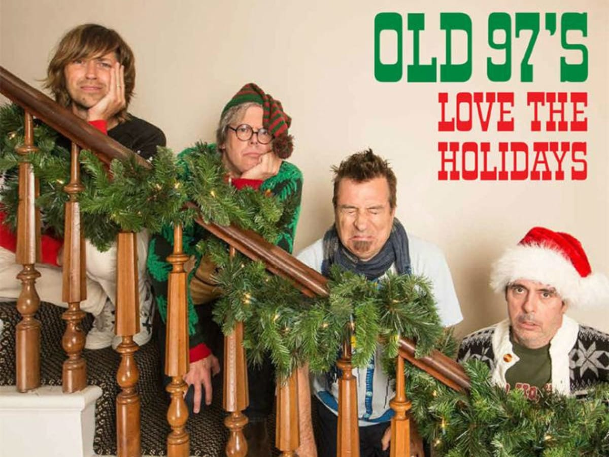 Texas rockers Old 97s release very first Christmas holiday album ...