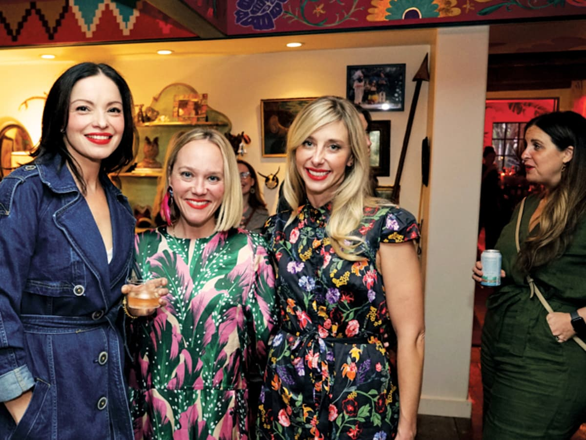 Texas Monthly Spaces Janell Brown, Kristin Gish, Amy Bodle
