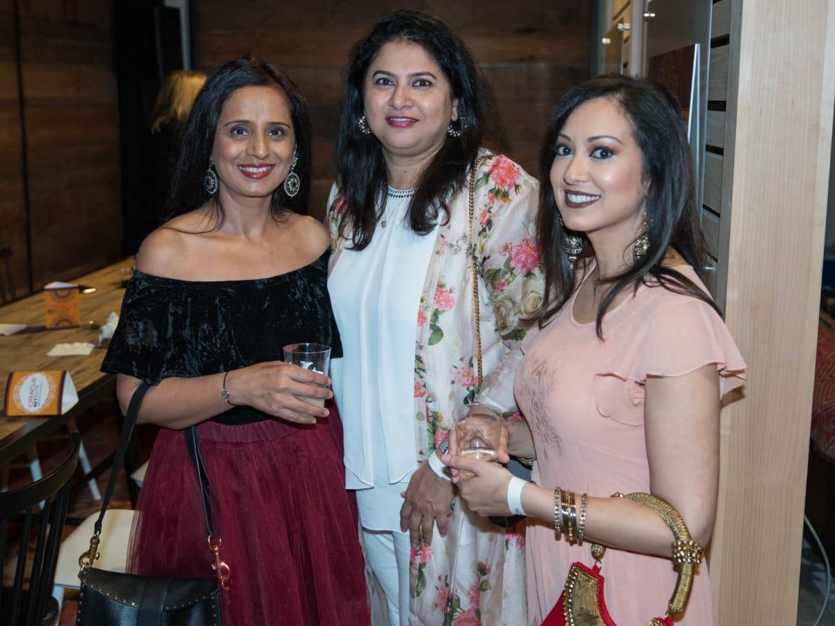 Fashion X Austin Moda X South Asia Kavita Jawarani Radhika Jankay Irina Barauh