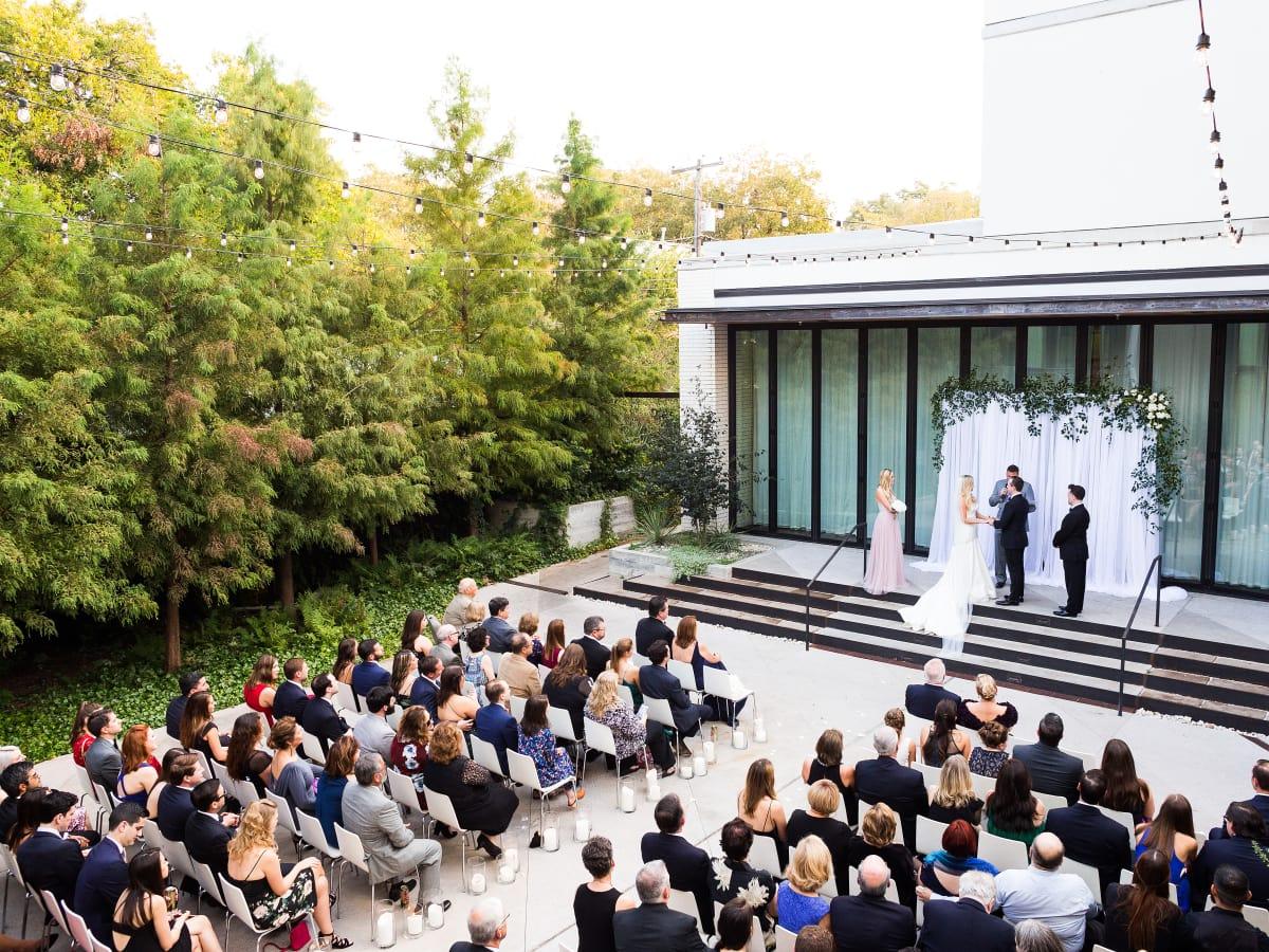 South Congress Hotel wedding