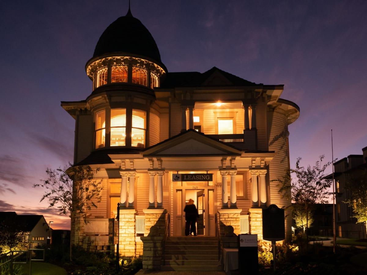 Historic Garvey House, Fort Worth