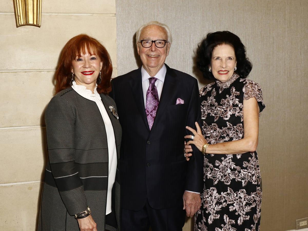 Nancy Connor, Dick Brown, Carole Ann Brown
