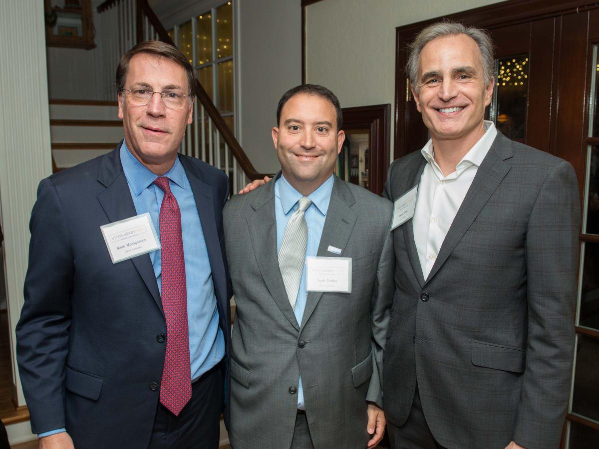 Innovation Map Launch: Mark Montgomery, Scott Zindler, David Gow