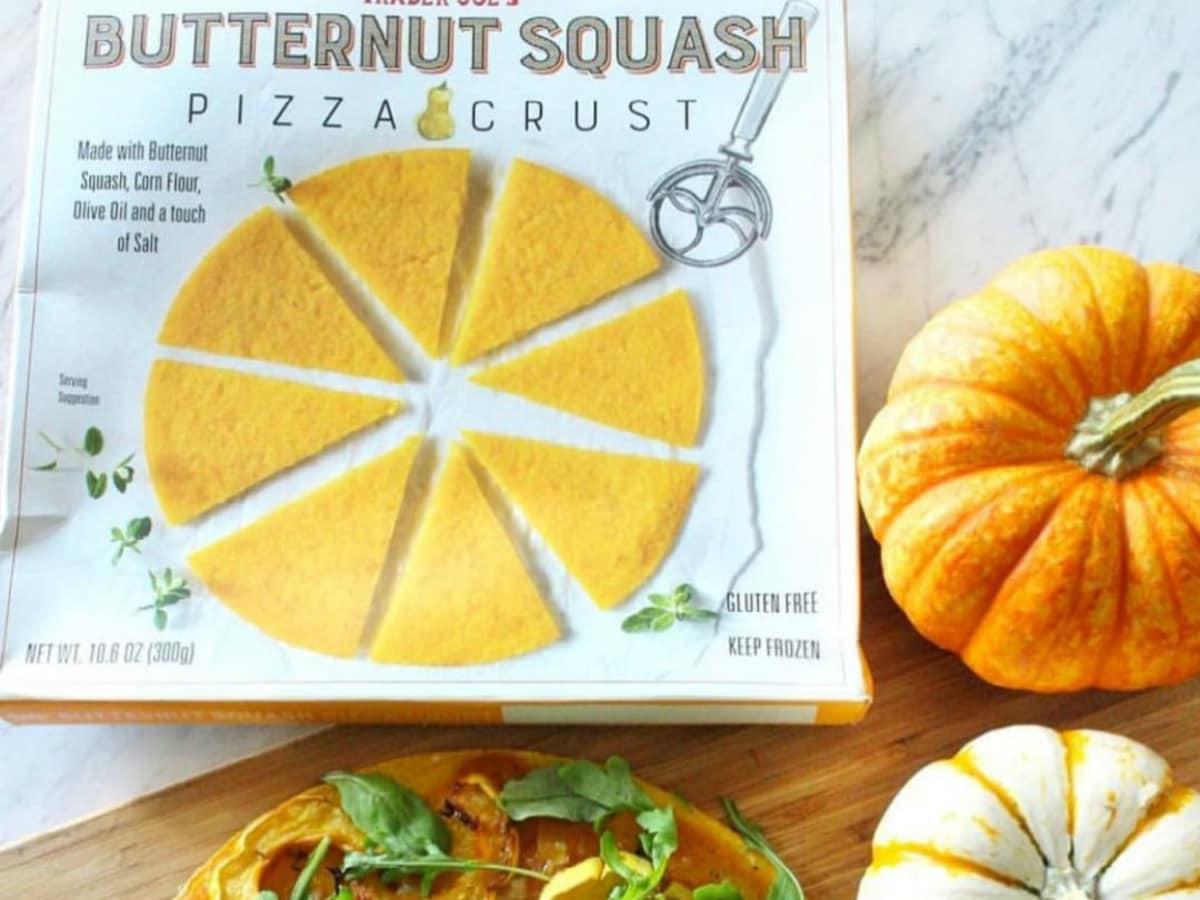 trader joe's butternut squash crust