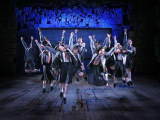 Cast of Matilda the Musical