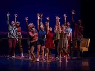 METdance Celebrates 20 Years of Contemporary Dance in Houston