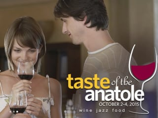 1st Annual Taste of the Anatole Festival