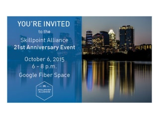 Skillpoint Alliance 21st Anniversary Event