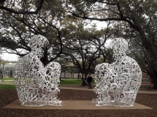 Rice University Art Walk