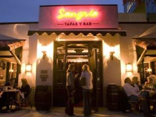 Sangria Tapas y Bar, Bar, Restaurant, Tapas