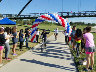 Hermann Park Conservancy presents Park to Port Bike Ride