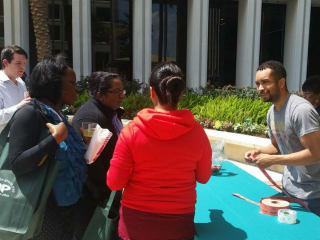 The Houston-Galveston Area Council Commute Solutions presents Road Warriors for Smarter Commutes Festival