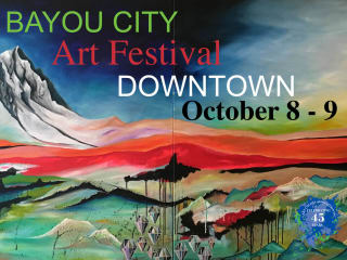 Art Colony Association presents Bayou City Art Festival Downtown