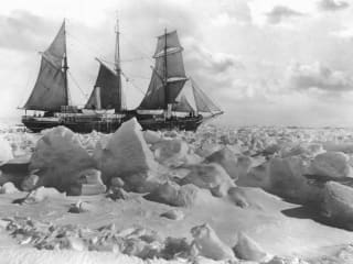 Houston Maritime Museum presents History Lecture Series: Voyage to Antarctica