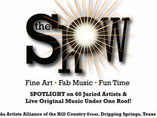 Artists Alliance of the Hill Country presents The Show