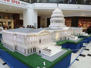 THE LEGO® Americana Roadshow presents BUILDING ACROSS AMERICA