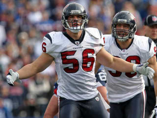 Brian Cushing of the Houston Texans
