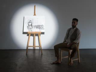John Ross Palmer Gallery presents Karahamuheto: P.S. World Peace
