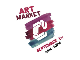 Crux Climbing Center presents Art Market