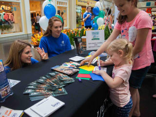 Communities Foundation of Texas presents North Texas Giving Day Dallas Donation Station