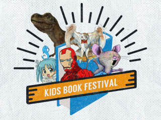 Friends of the Houston Public Library presents Kids' Book Festival