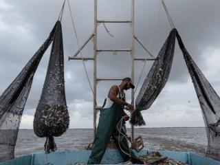 Houston Maritime Museum presents Texas Shrimp Association