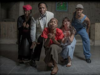 Progress Theatre presents The Burnin'