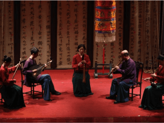 Asia Society Texas Center presents Performing Asia: Lâm-hun-koh Nanguan Music and Theater Troupe
