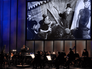 Dallas Chamber Symphony presents UnSilent Film