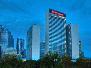 Sheraton Dallas Hotel presents Haunted Hotel Halloween Party