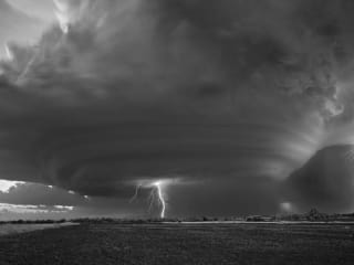 Afterimage Gallery presents Mitch Dobrowner: New Photographs of Storms
