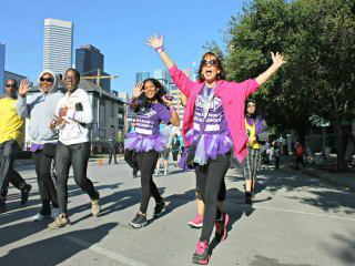 2015 Houston Walk to End Alzheimer's