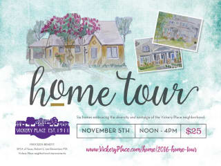 Vickery Place Fall Home Tour