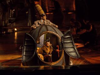 Cirque du Soleil presents Kurios: Cabinet of Curiosities