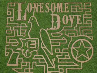 Barton Hill Farms Lonesome Dove Corn Maze