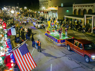 City of Bastrop presents Bastrop Lighted Christmas Parade
