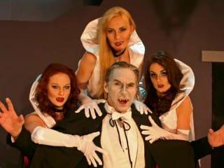 Pocket Sandwich Theatre presents <i>Dracula: The Melodrama</i>