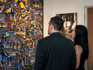 Hannah Bacol Busch Gallery presents Private Art Showing of <i>Novus Conceptum</i> Contemporary Fine Art & Photography