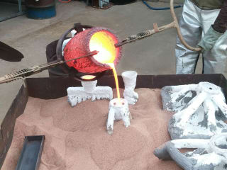 Visual Arts Alliance presents Tour of Legacy Art Foundry