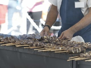Annunciation Greek Orthodox Cathedral presents The 50th Annual Original Greek Festival