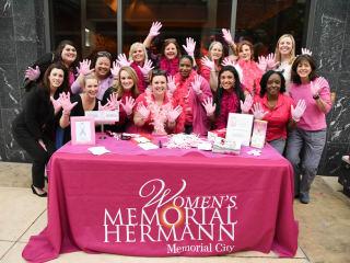 Gateway Memorial City presents Pretty in Pink