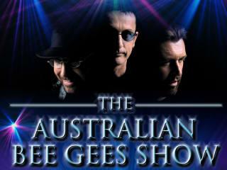 Miller Outdoor Theatre presents The Australian Bee Gees Show