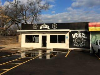 The Wheel_bicycle bar_exterior