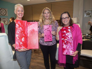 Austin Breast Imaging presents Pink Pearl Party